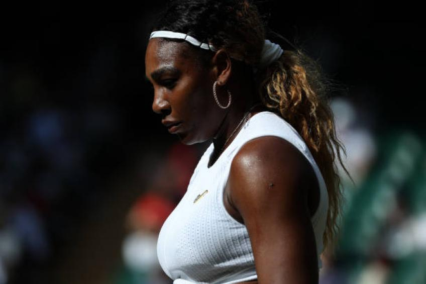 Serena Williams: It's the best I have felt since February