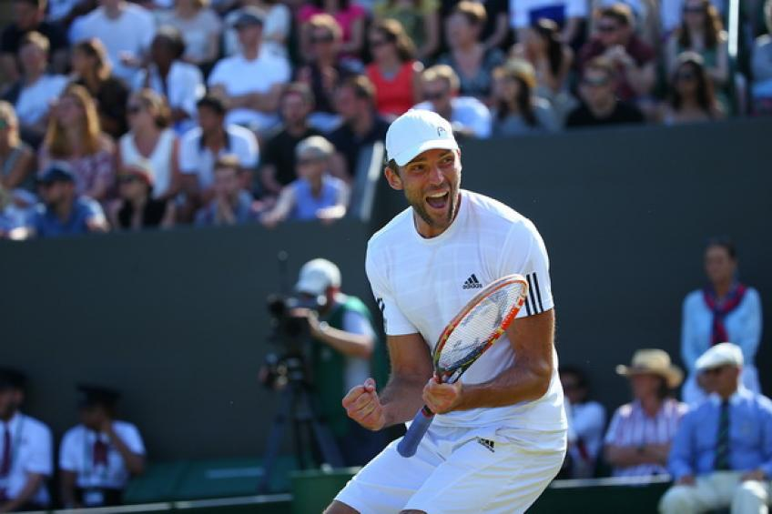 Ivo Karlovic stops the clock at Wimbledon for more age records
