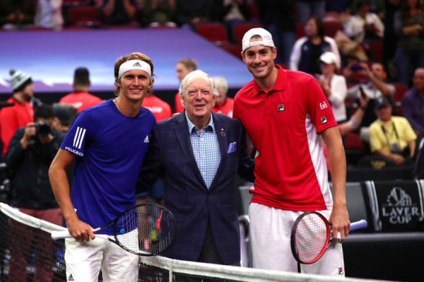 Laver Cup: Team World and McEnroe's Captain's Pick named