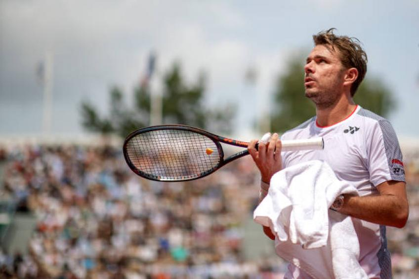Stan Wawrinka was close to beat Roger Federer in the French Open,says coach