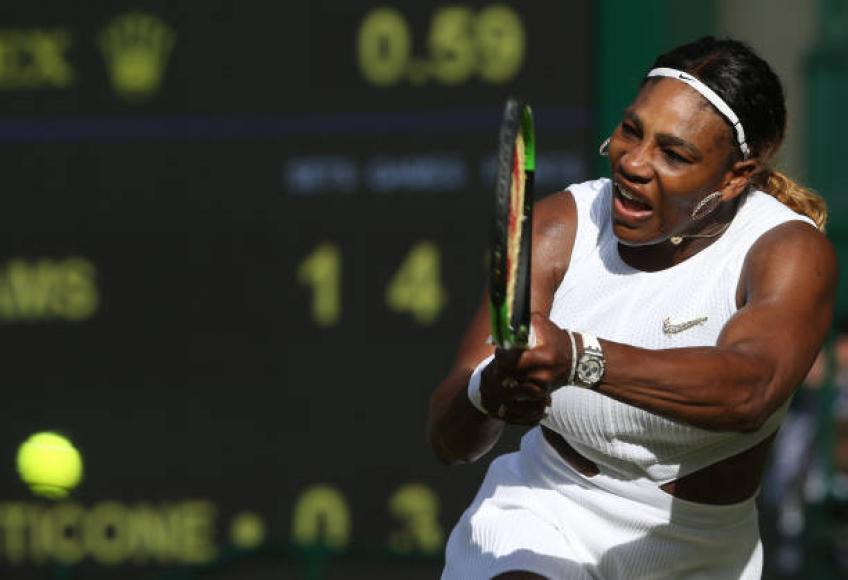 Serena Williams not knowing Barty became No. 1 is a disgrace - Groth
