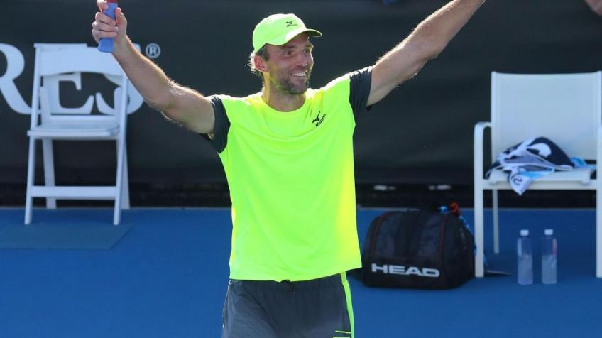 ivo karlovic no reason to retire as long as i can play on this level.'