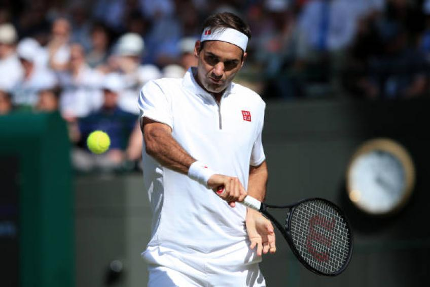 Roger Federer destroys Berrettini to follow Nadal and Novak — ATP Wimbledon