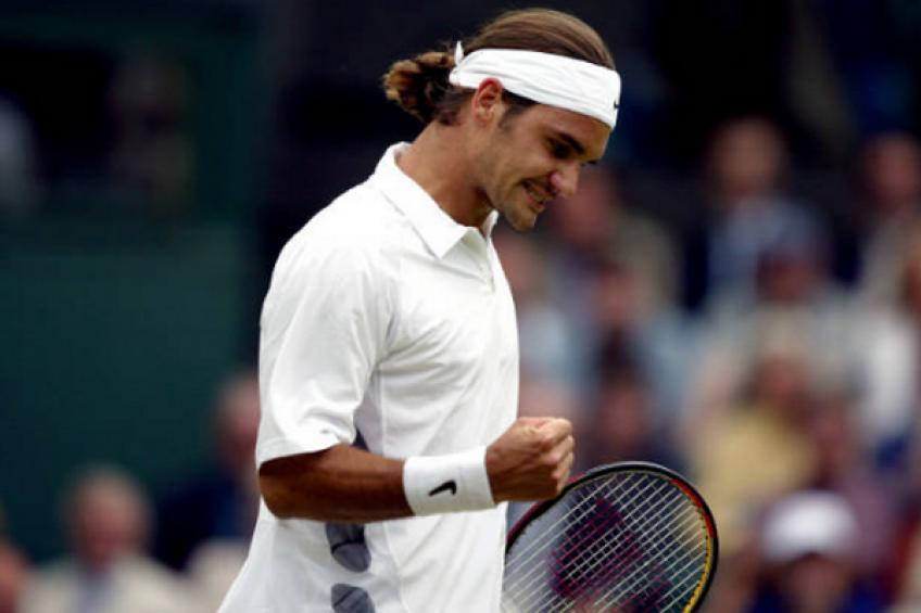 On this day: Roger Federer blasts 74 winners vs Andy Roddick at Wimbledon