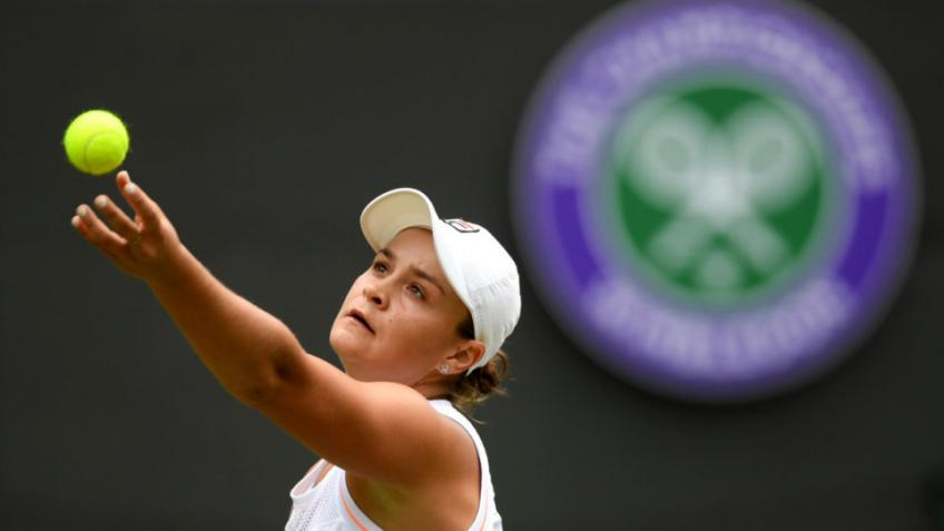 World No 1 Ashleigh Barty crashes out of Wimbledon to Alison Riske