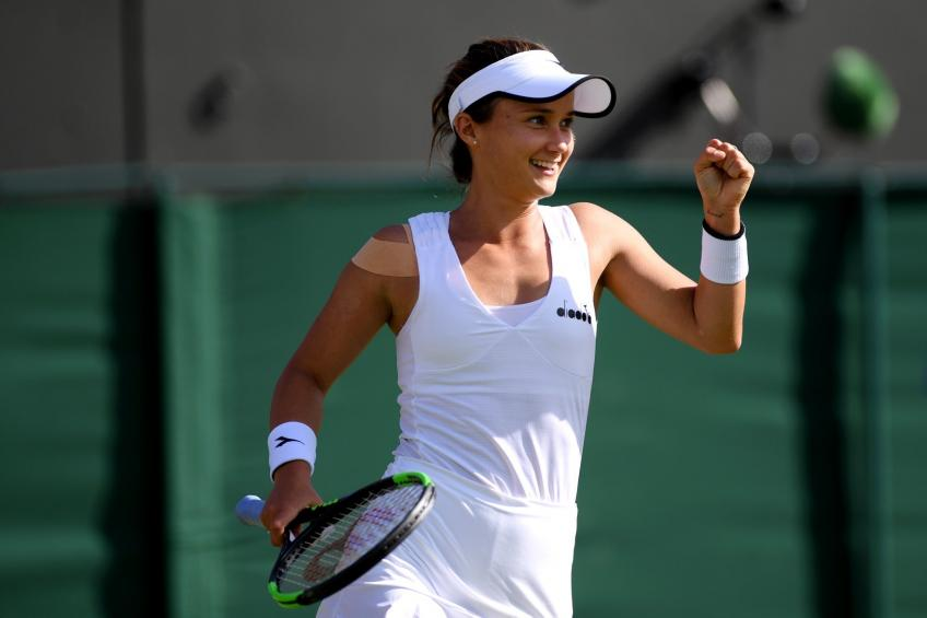 Lauren Davis' time must have come - Ousts Kerber in Wimbledon 2nd round