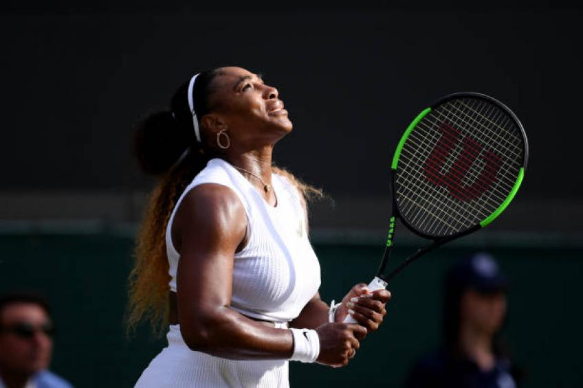 Serena Williams: 'If I did not love tennis, I would not be here'