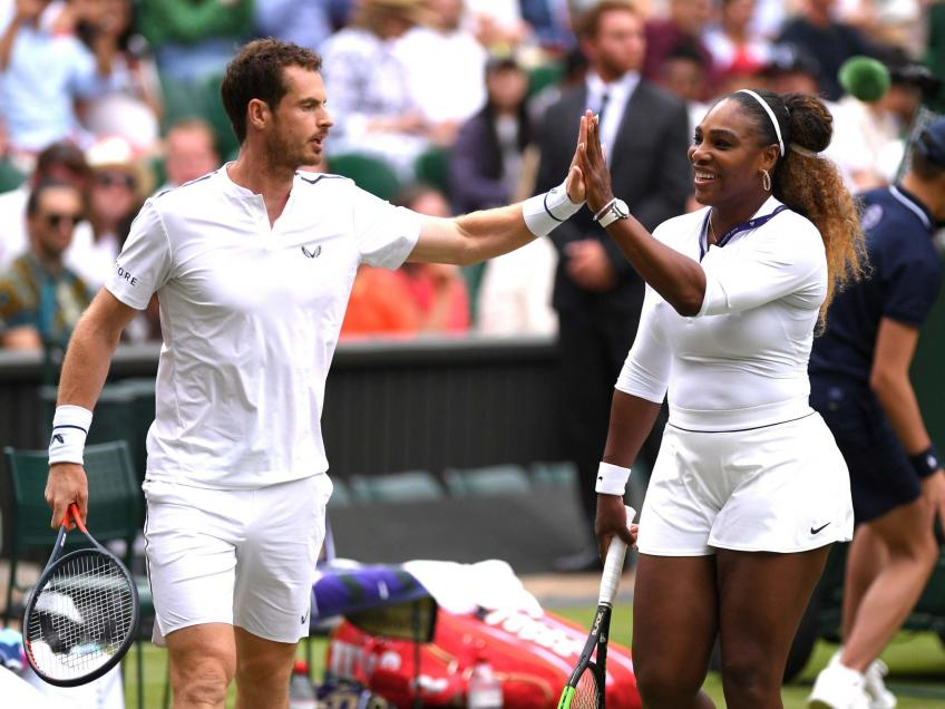 Jamie Murray: It's really cool that Andy Murray & Serena Williams teamed up
