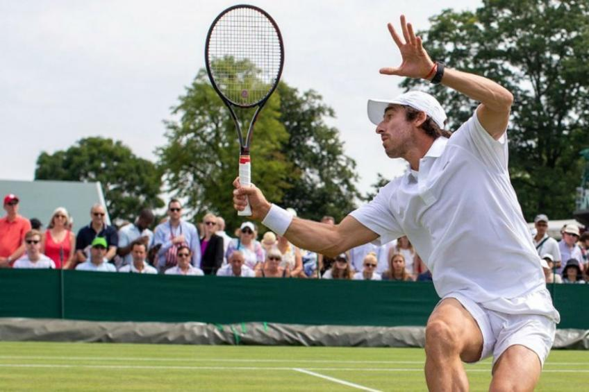 Pablo Cuevas fined $10,000 at Wimbledon