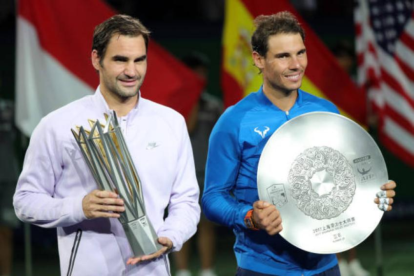Even Rafael Nadal and Roger Federer lose a lot, says Raonic