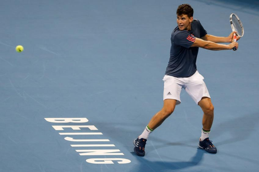 Dominic Thiem signs up to play Beijing for first time since 2016