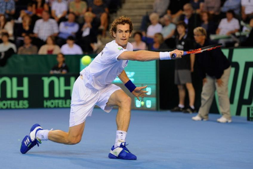 On this day: Andy Murray serves triple bagel against Bram in Davis Cup