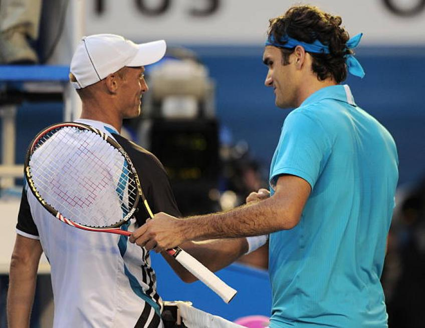 Nikolay Davydenko recalls when he was shocked looking at Roger Federer