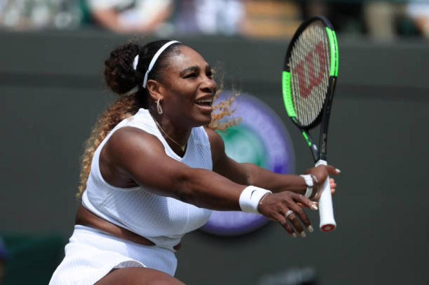 Serena Williams looks much fitter, says Wilander