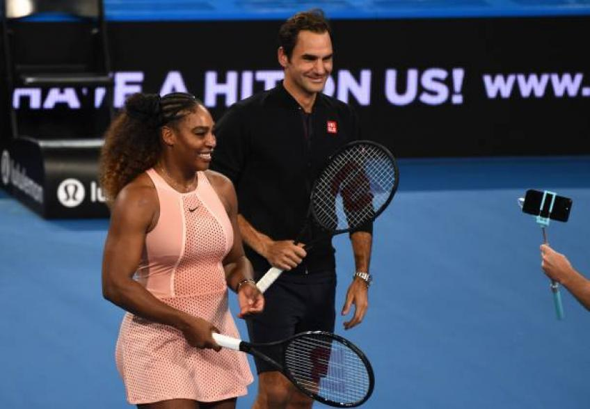 Federer, Nadal and Djokovic are a fantastic story, says Serena Williams