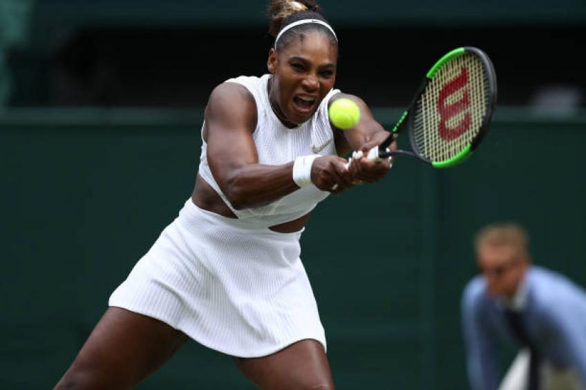 Serena Williams advances to Wimbledon final; takes big step into history