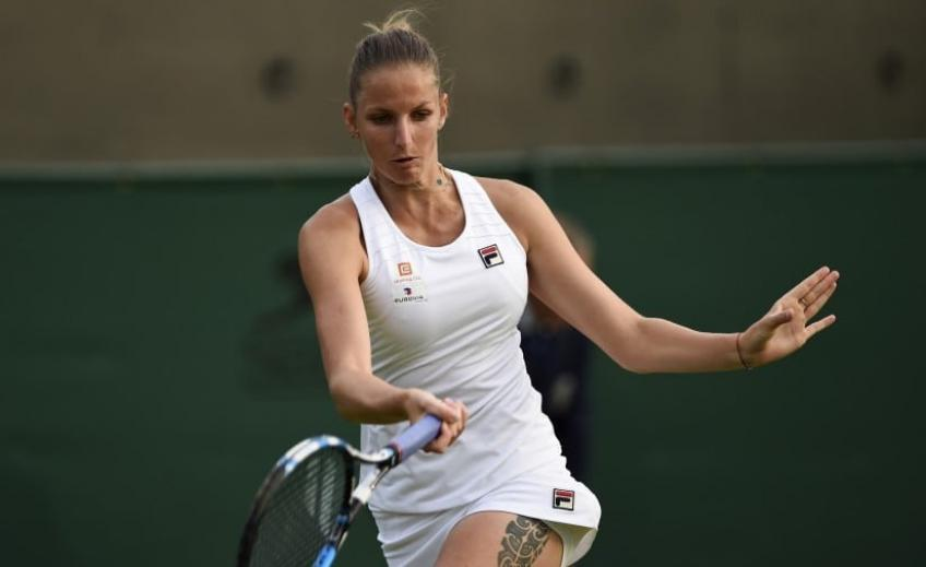 Karolina Pliskova on 4th round loss: 'I was not playing the best tennis'