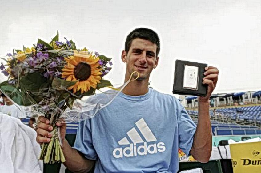 On this day: Novak Djokovic lifts first ATP title in Amersfoort