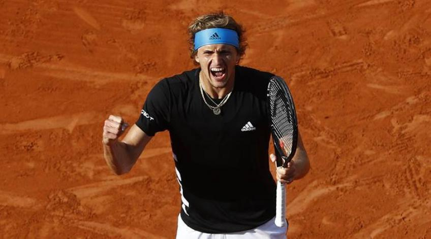 Alexander Zverev set to play Hamburg for first time since 2016