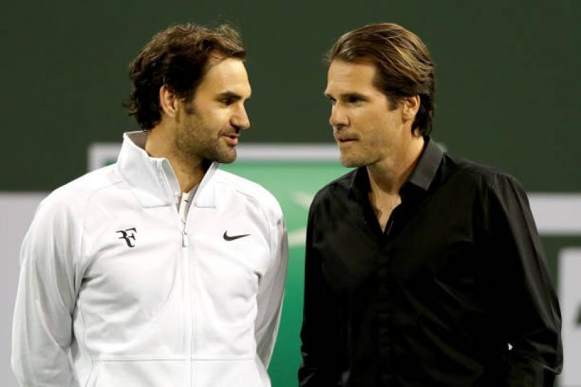 Tommy Haas: 'I'd like Roger Federer to win Wimbledon, but Djokovic will'