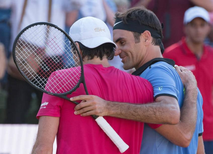 Tommy Haas reveals funny anecdote about first meeting with Roger Federer