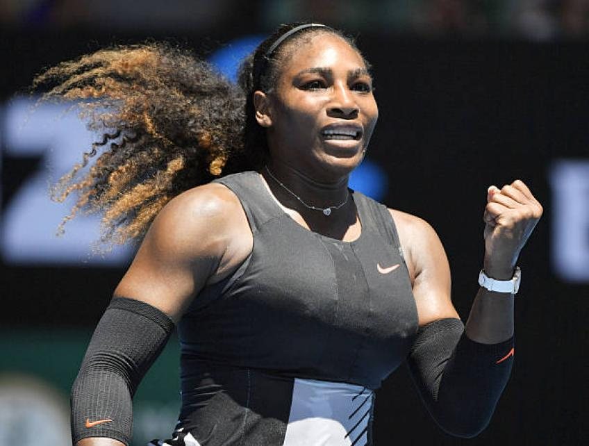 Breaking Majors record is the reason why Serena Williams plays again-Coach