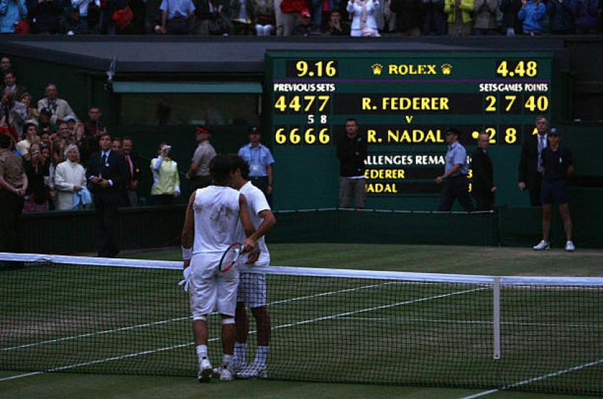 I remember Nadal-Federer 2008 final like if it was yesterday - Umpire