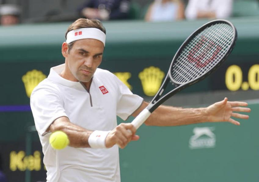 Roger Federer says 'stars are aligned' as he chases ninth Wimbledon title