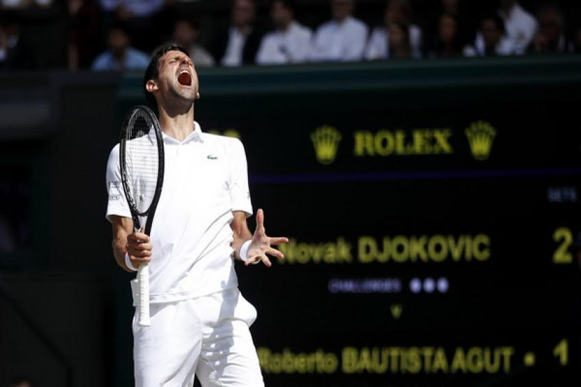 Novak Djokovic moves closer to Rafael Nadal on exclusive Grand Slam list