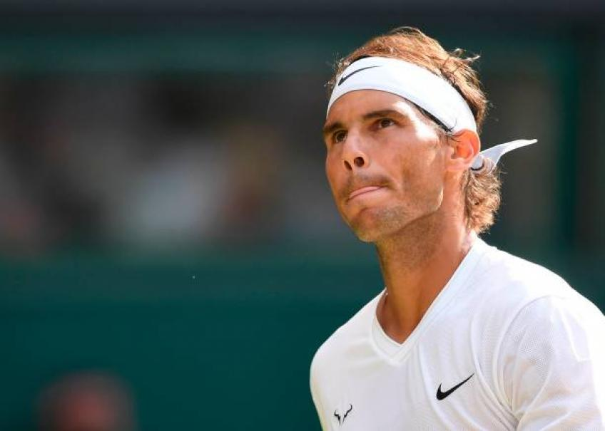 """Toni Nadal: """"Rafael is not a tennis player, he is an injured person who plays tennis"""""""