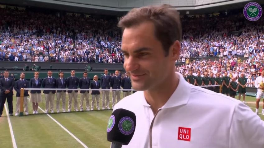 Roger Federer jokes: 'Unforgettable final? I will try to forget'