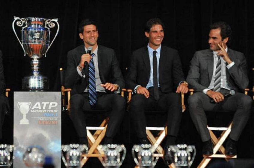 Tim Henman shares the one thing that makes Federer, Nadal, Djokovic special