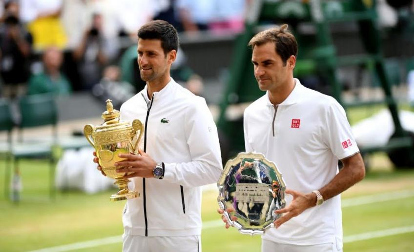 Federer-Nadal-Djokovic: a story of respect, hate and haters