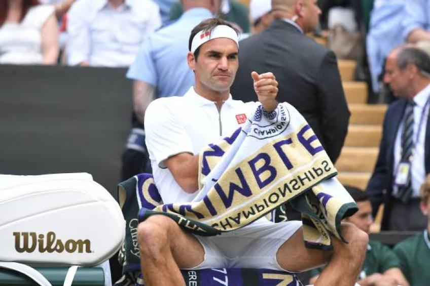 Federer and Djokovic knew there was a finish line in Wimbledon final - CEO