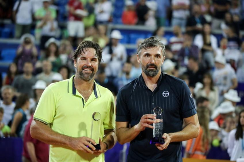 Goran Ivanisevic will not play in Umag again after beating Patrick Rafter