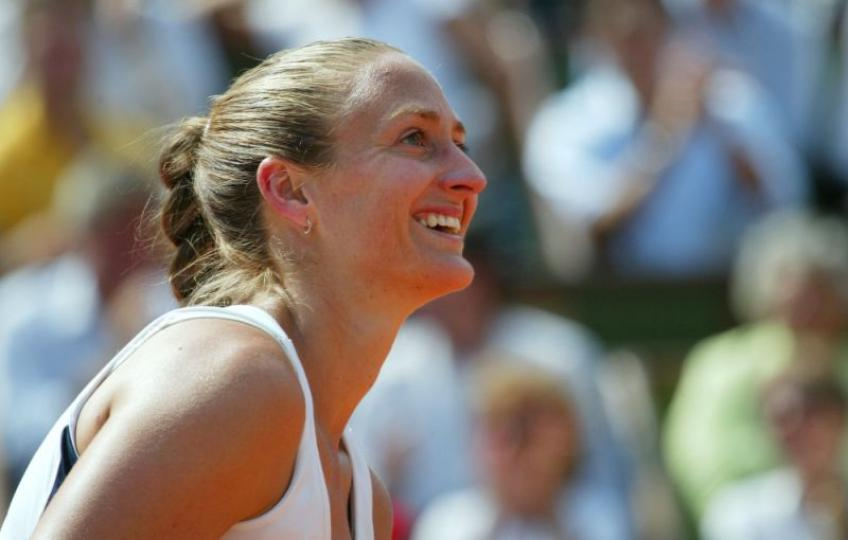 Mary Pierce:'It's a real honor to be inducted into the Tennis Hall of Fame'