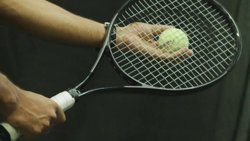 Israel and Iranian Tennis Players Play Each Other in Youth Event