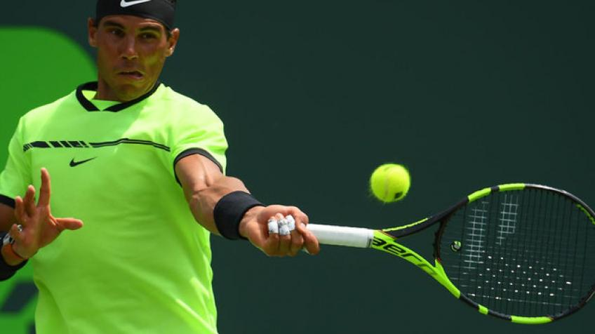 Rafael Nadal Tennis Academy Holds Camp in Florida