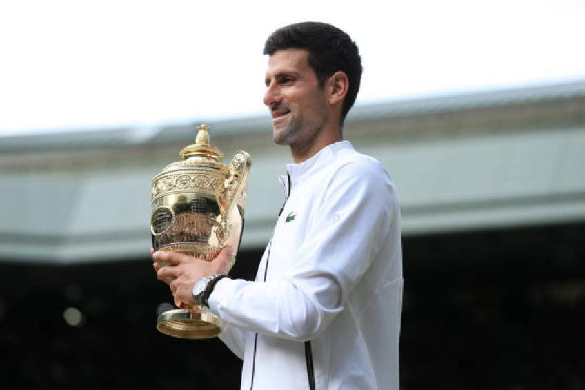 Novak Djokovic is the most efficient when it matters the most - Annacone