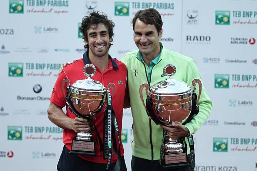 Pablo Cuevas: Nadal, Federer and Djokovic are better because...
