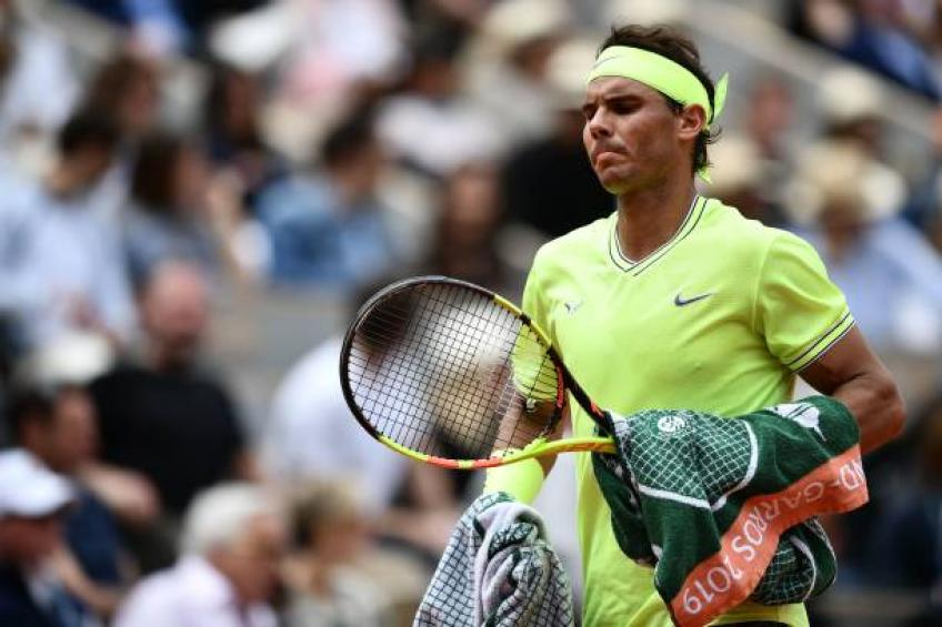 Rafael Nadal: 'Now I accept losses in a different way than I did before'