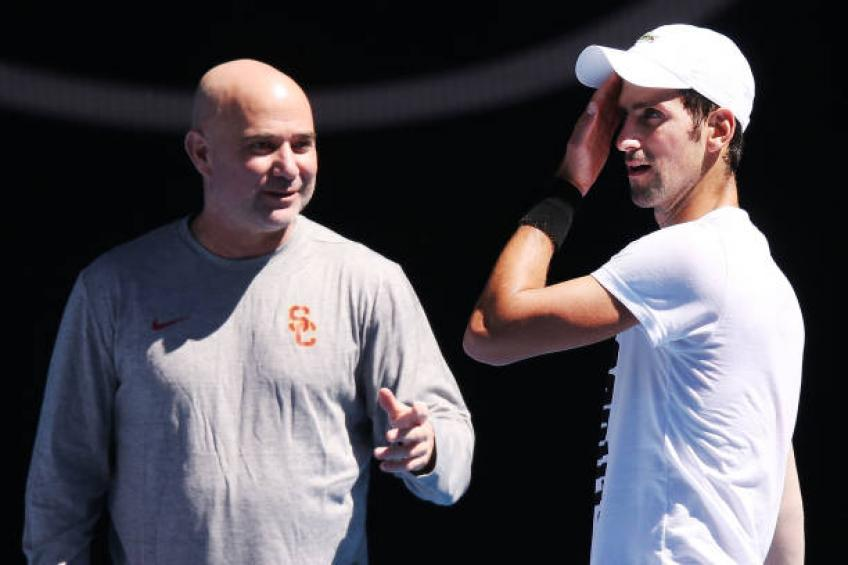 I would not have liked to face Novak Djokovic, says Agassi