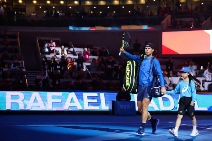 ATP Beijing announces first four players, Rafael Nadal missing!