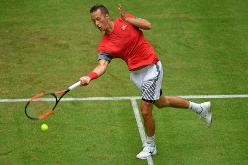 Philipp Kohlschreiber drops out from top-70 for the first time in 13 years