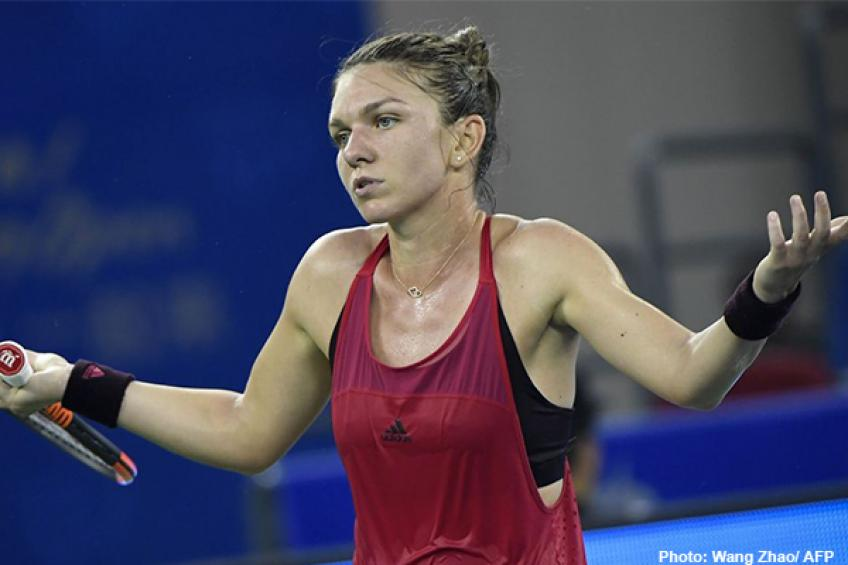 Hackers stole Simona Halep's Instagram account to ask fans for money