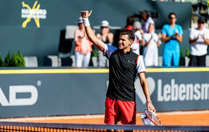 Dominic Thiem speaks about FC Chelsea passion, being shy