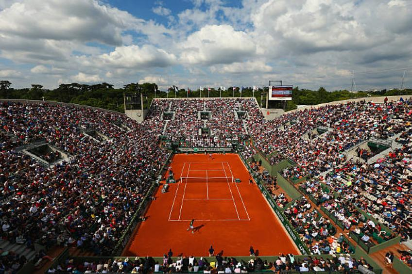 Suzanne Lenglen Stadium to have retractable roof in French Open