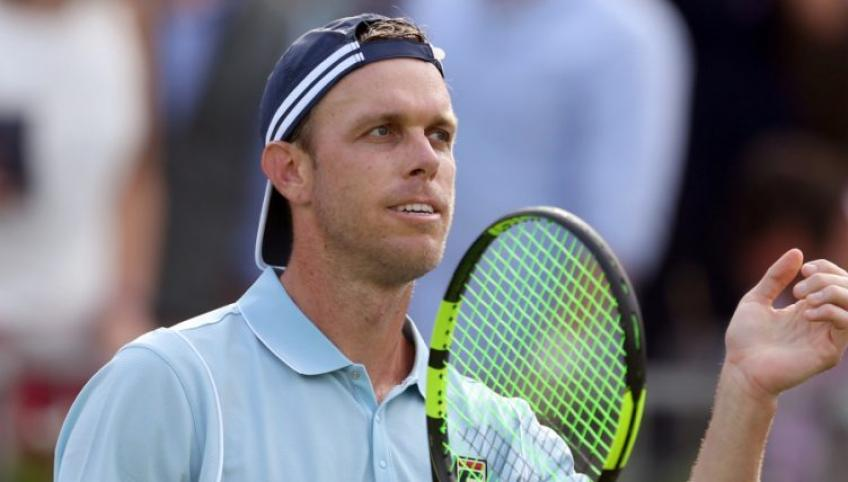 Sam Querrey delays Washington return as he pulls out of event