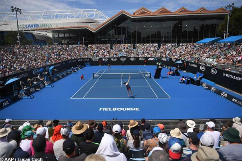 Upgrade Time For Australian Open 2020 New High Quality Surfaces