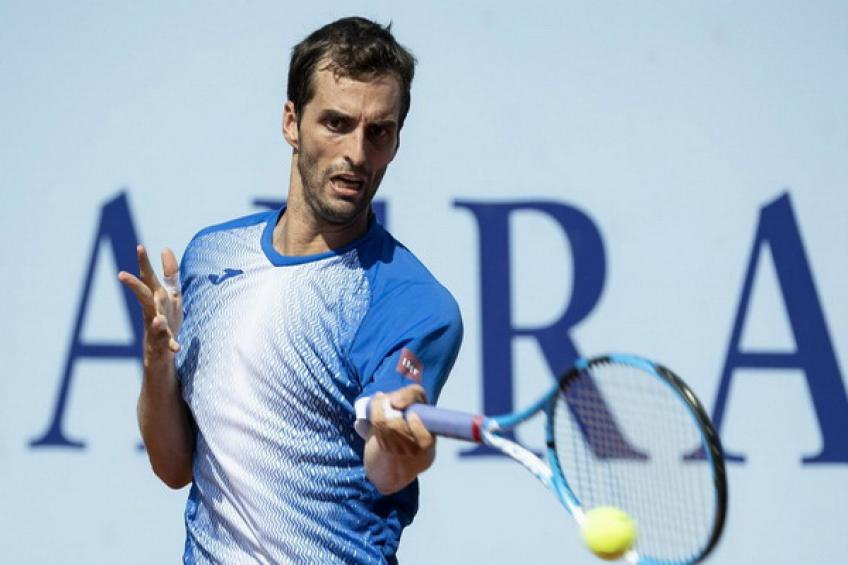 ATP Gstaad: Albert Ramos-Vinolas eases past Stebe for second ATP title